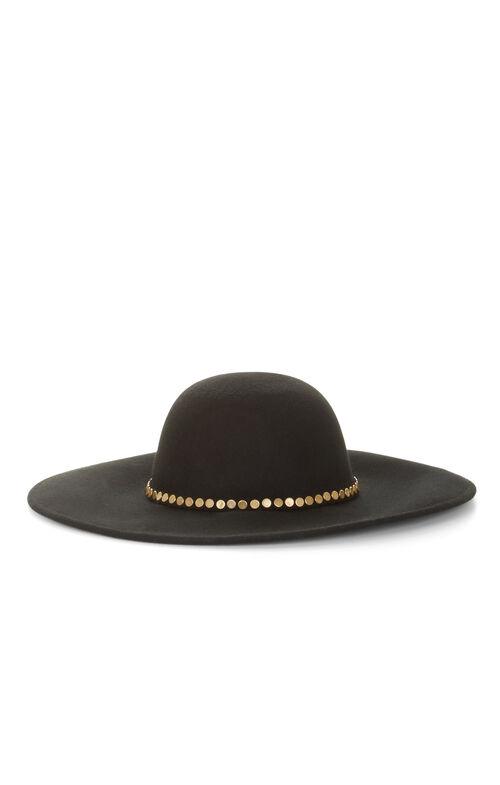 Studded Floppy Hat