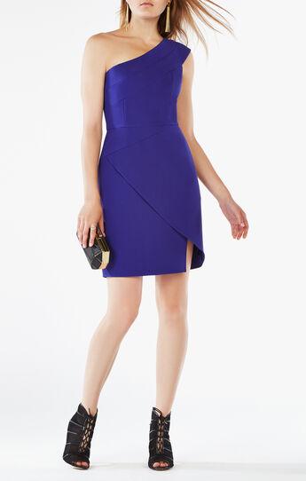 Aryanna One-Shoulder Dress