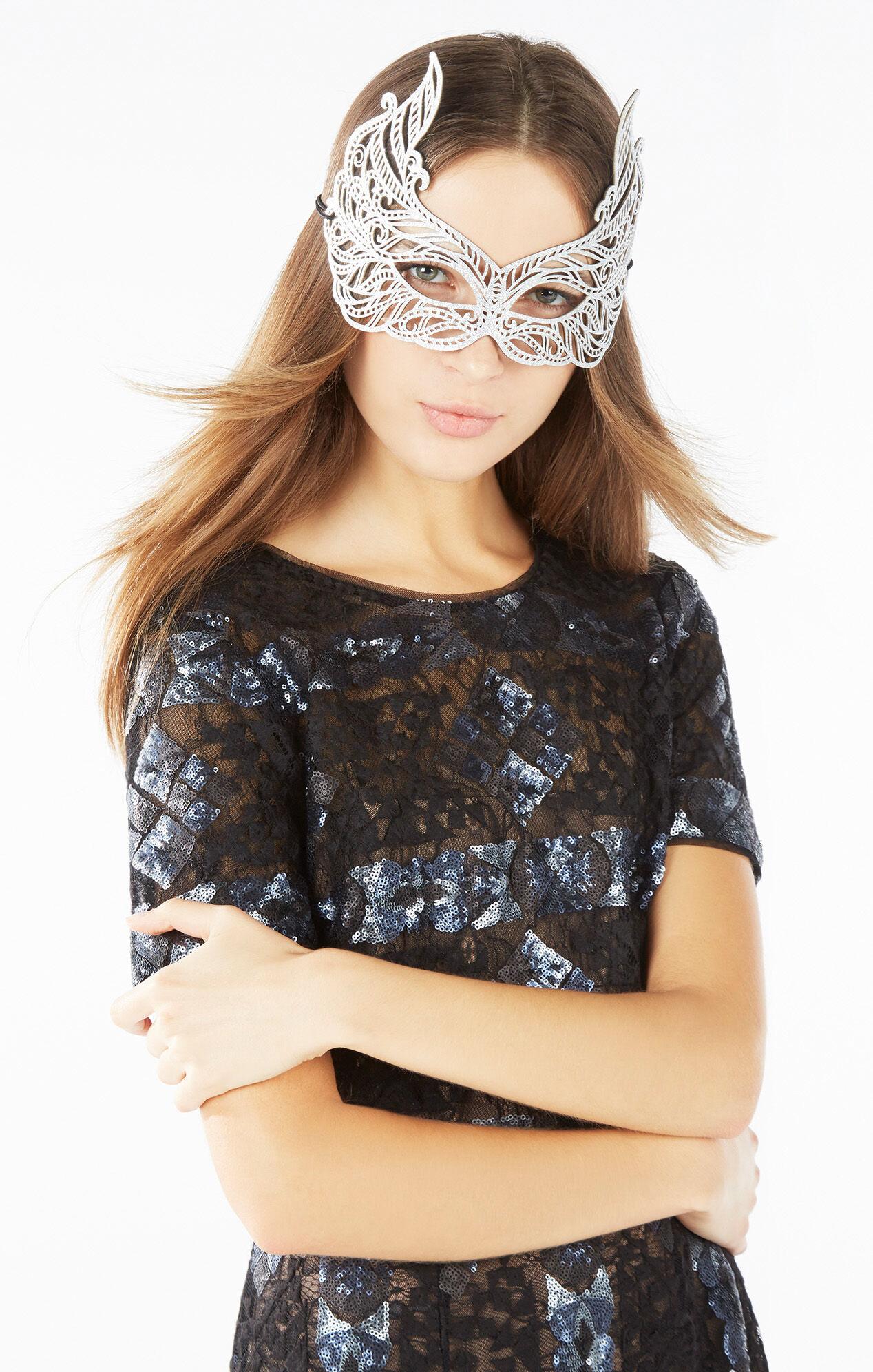 Horn Motif Mask