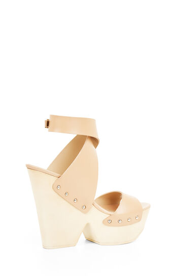 Runway Cassius Wedge Sandal