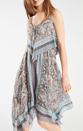 Novah Blossoms Print Dress