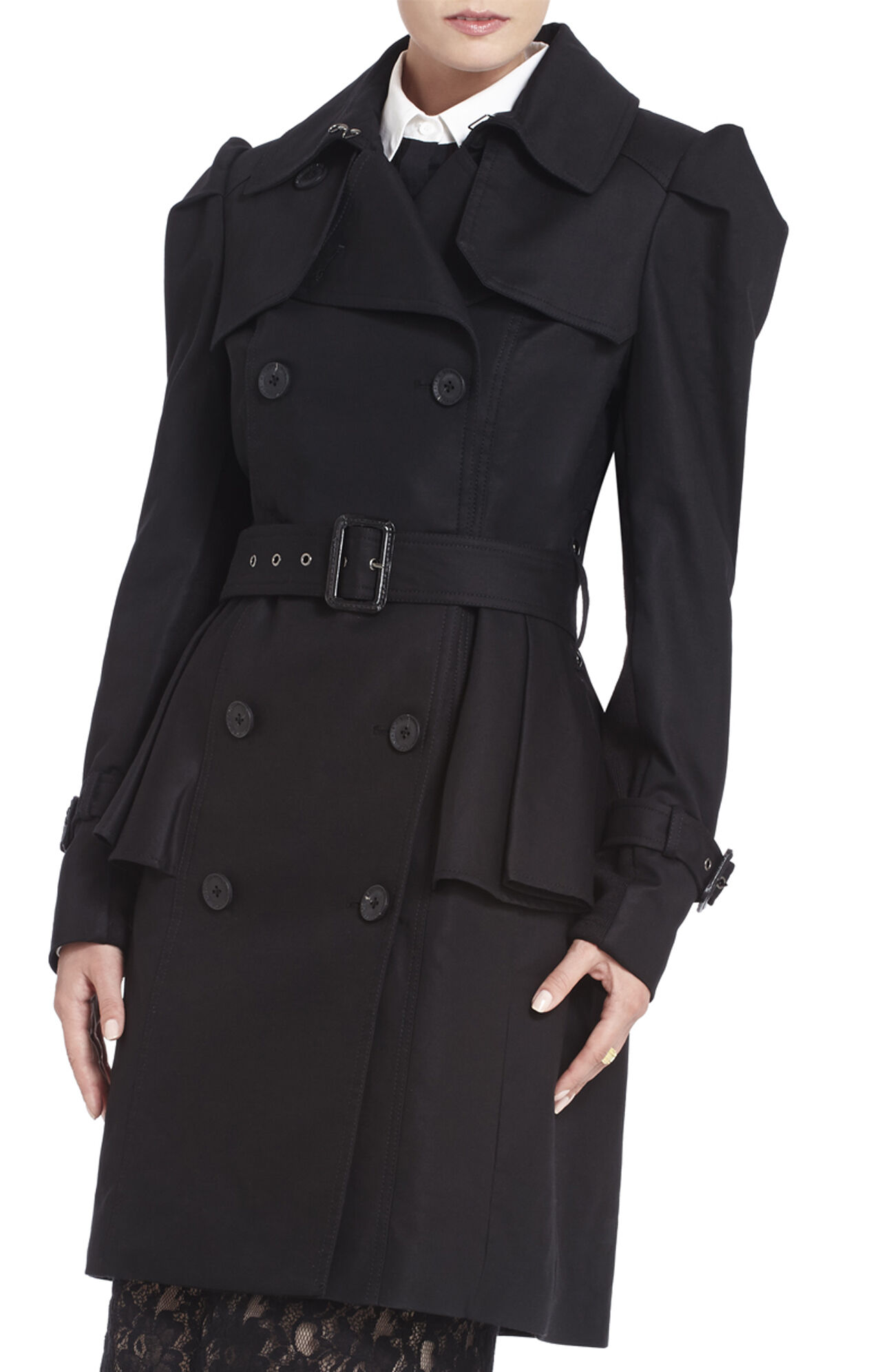 Gabrielle Trench Coat