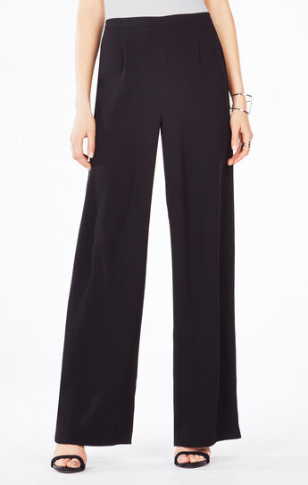 Mitchel Wide-Leg Trouser