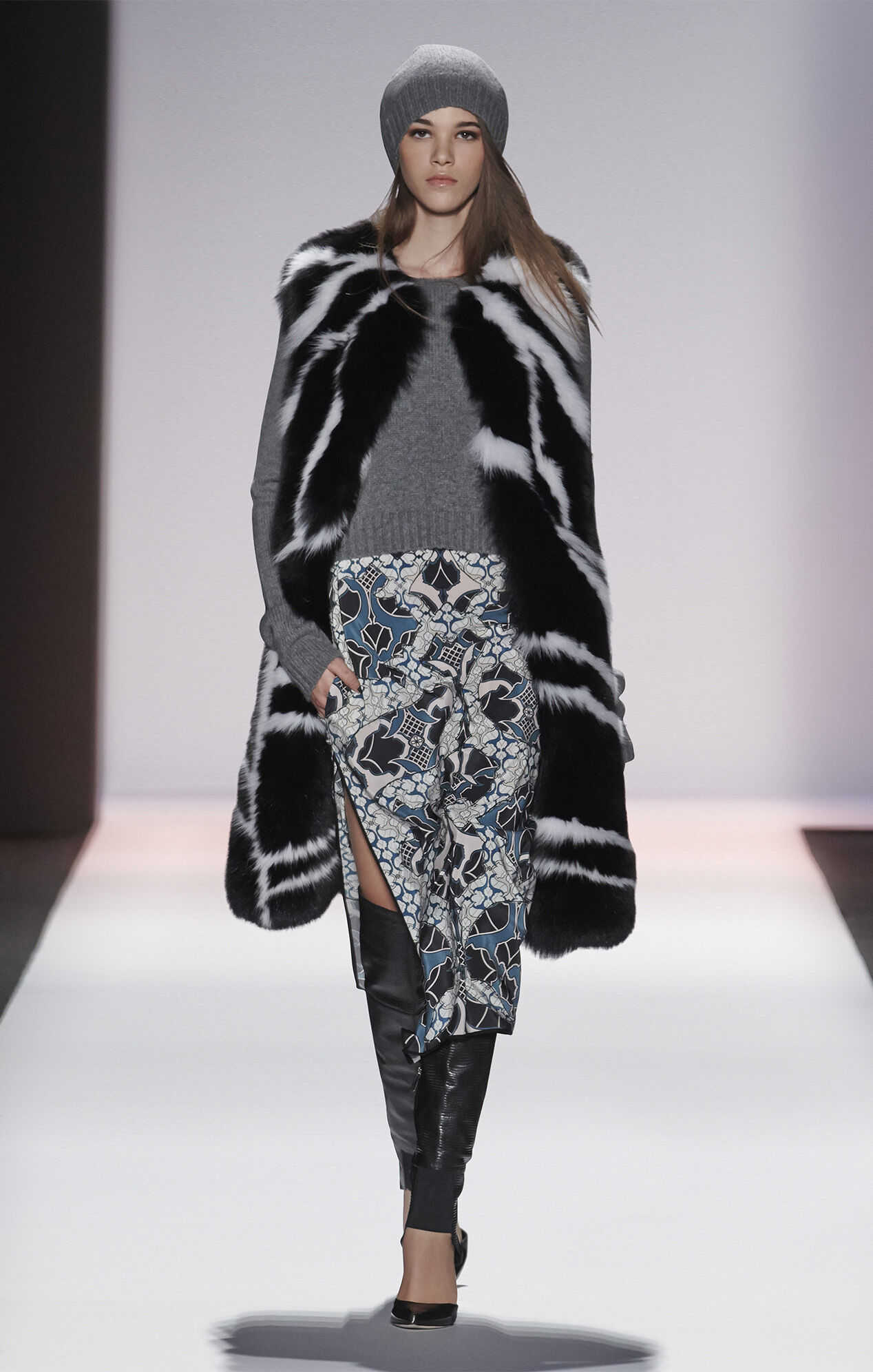 Runway Pauline Silk Dress