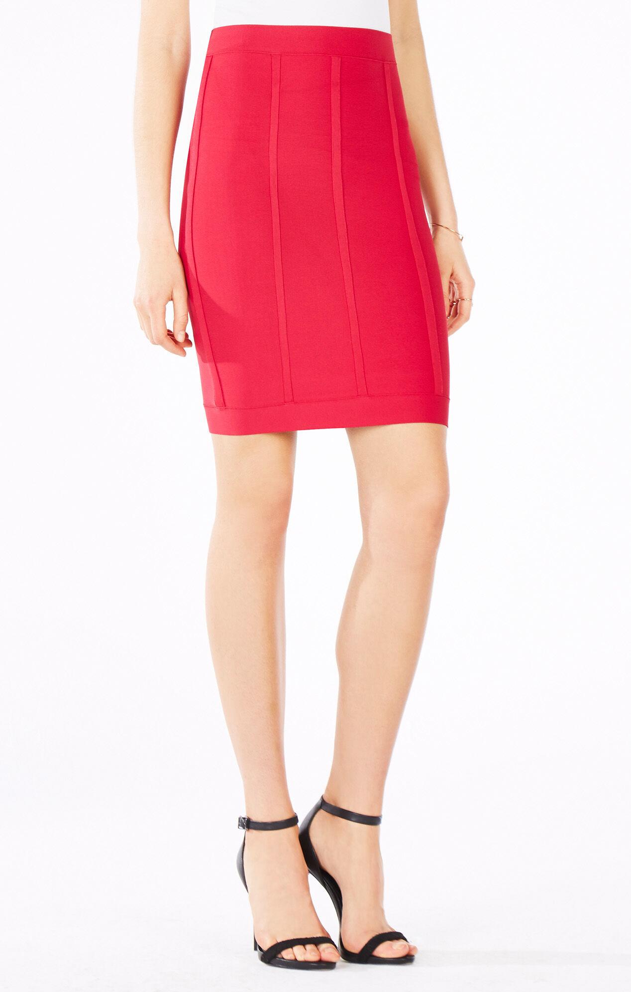 nita lined pencil skirt