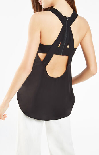 Rorry Open-Back Tank Top