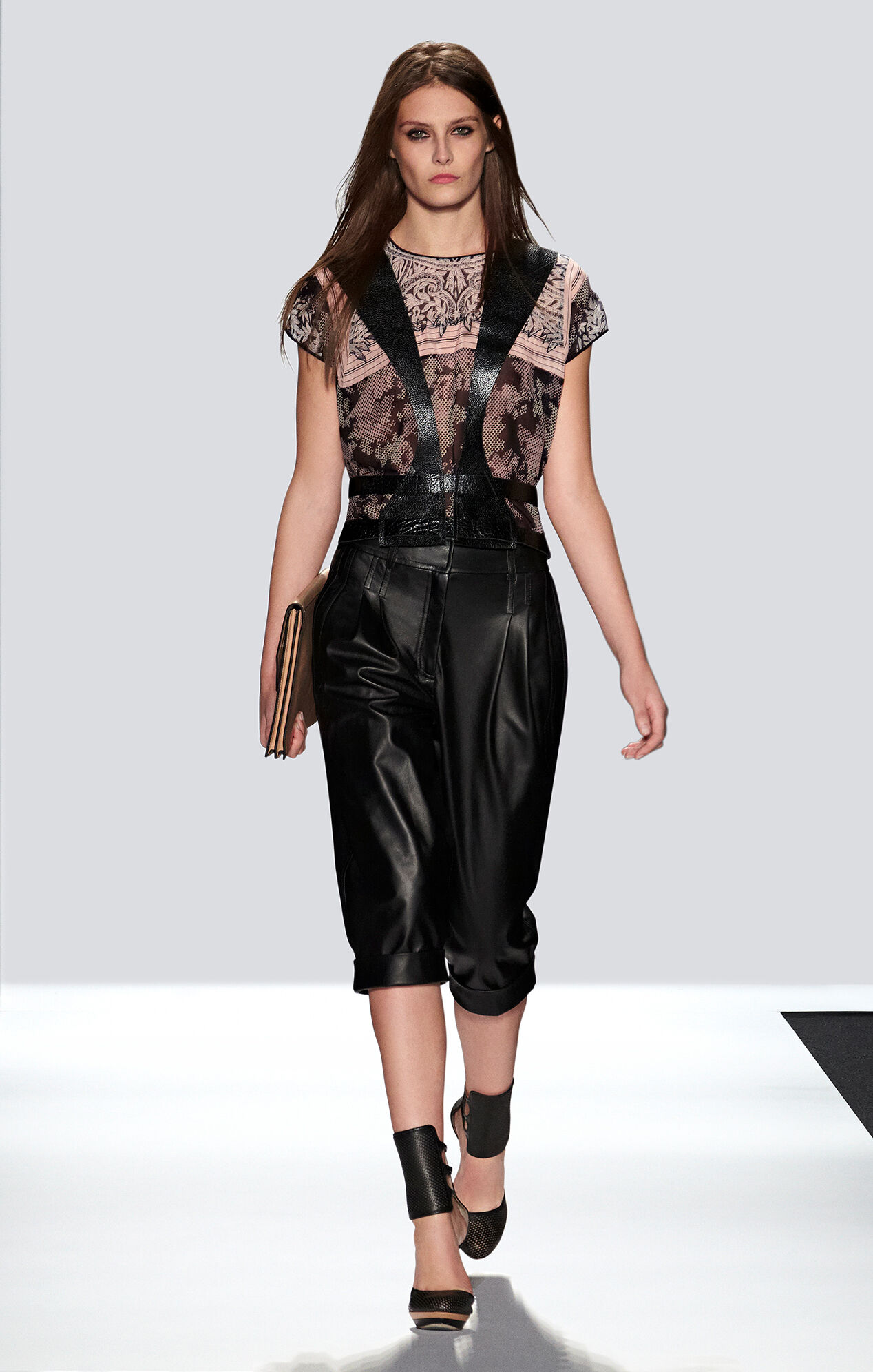Runway Viola Silk Top