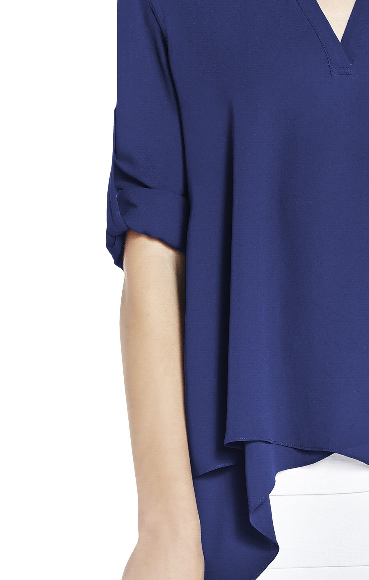 Mazie Asymmetrical Top