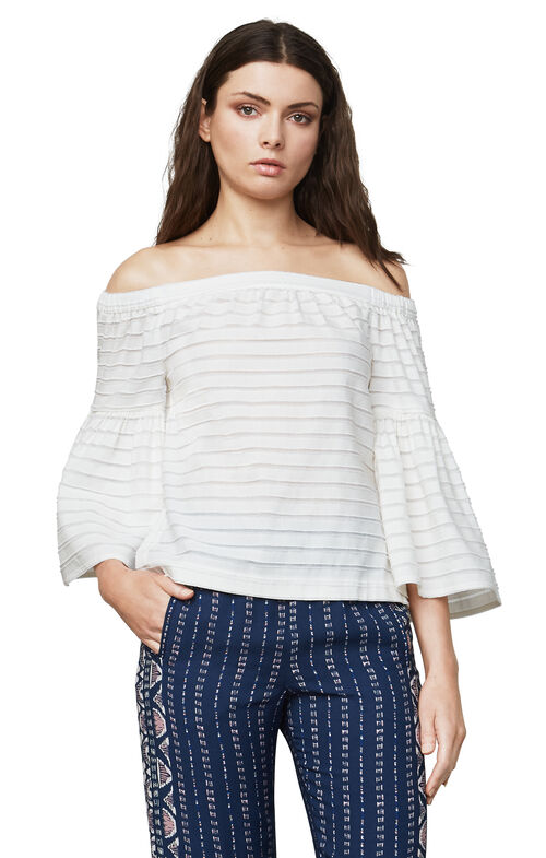 Eavan Off-The-Shoulder Top