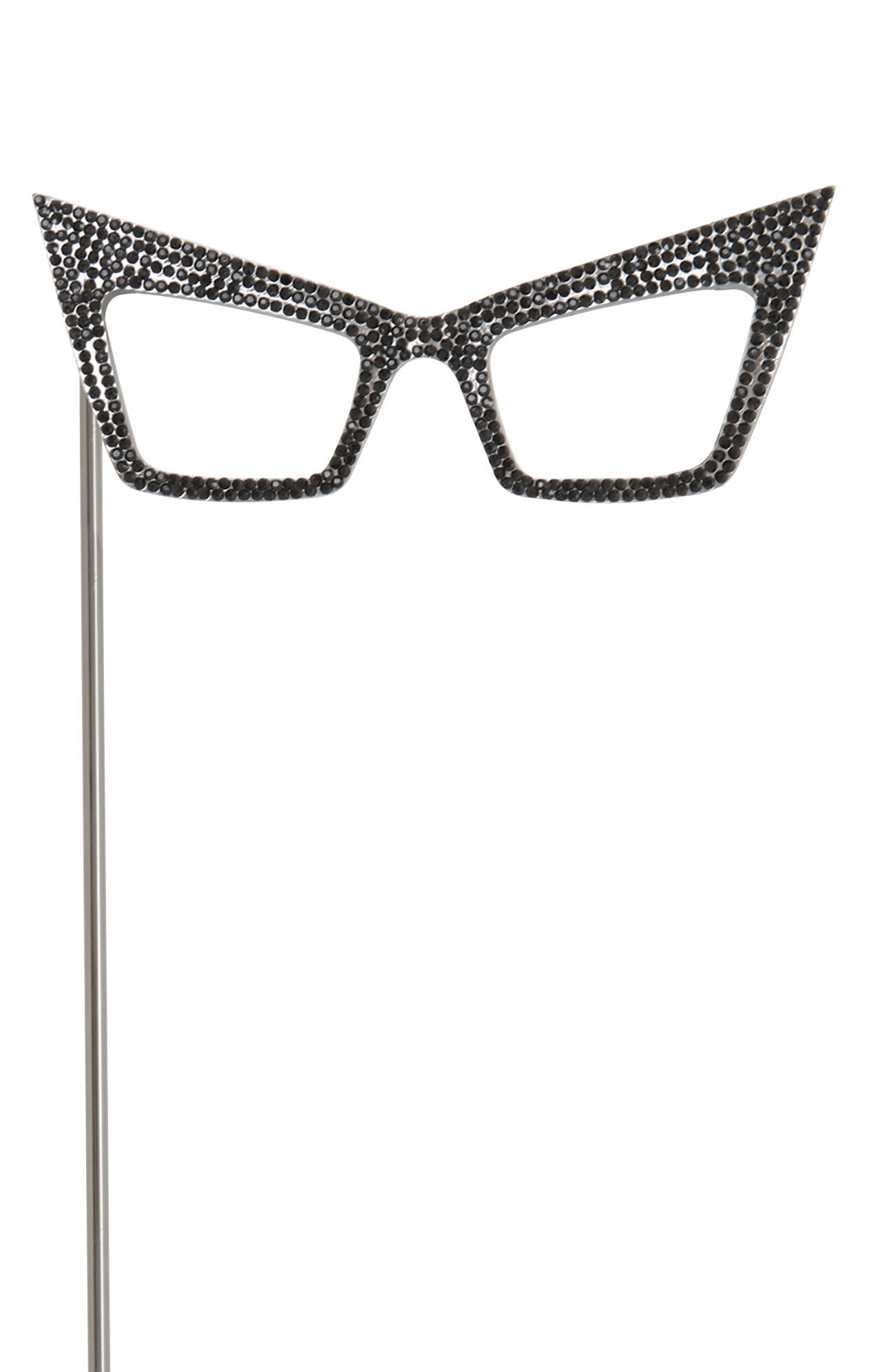 Rhinestone Retro Glasses