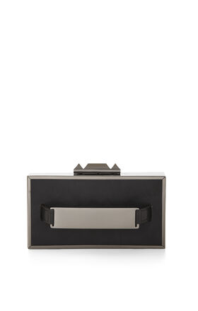 Sadie Box Clutch With Side Handle