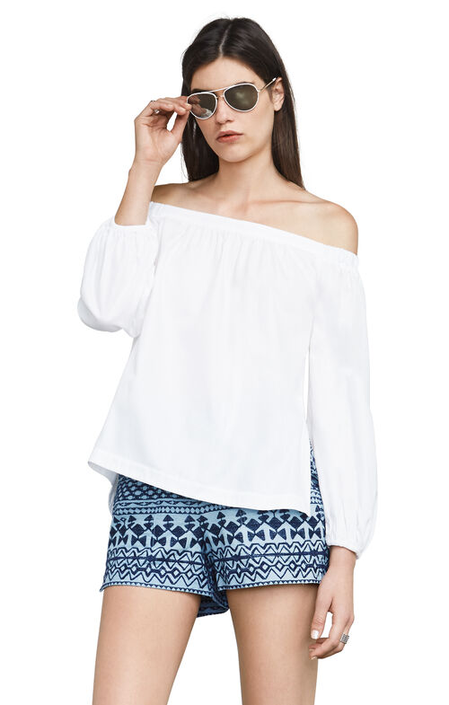 Daniela Off-The-Shoulder Top