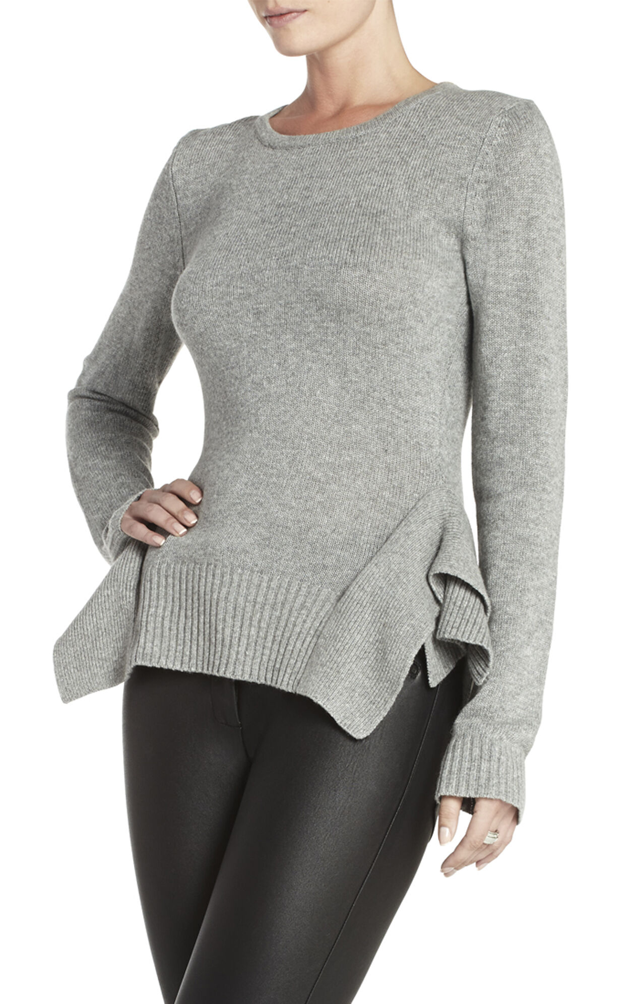 Loretta Side-Panel Pullover