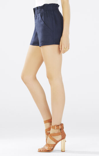 Addison Paper Bag Shorts