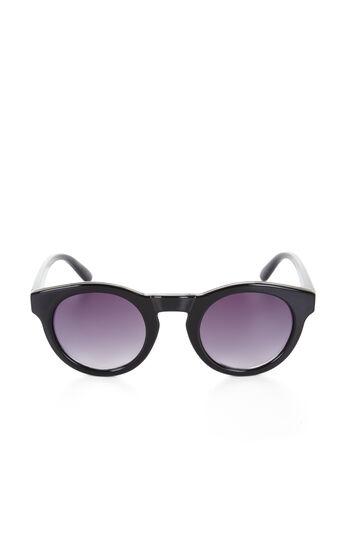 Retro Bold Cat-Eye Sunglasses