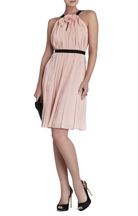 Bianca Sleeveless Ruffle Dress