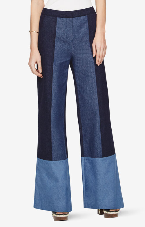 Maddox Color-Blocked Pant