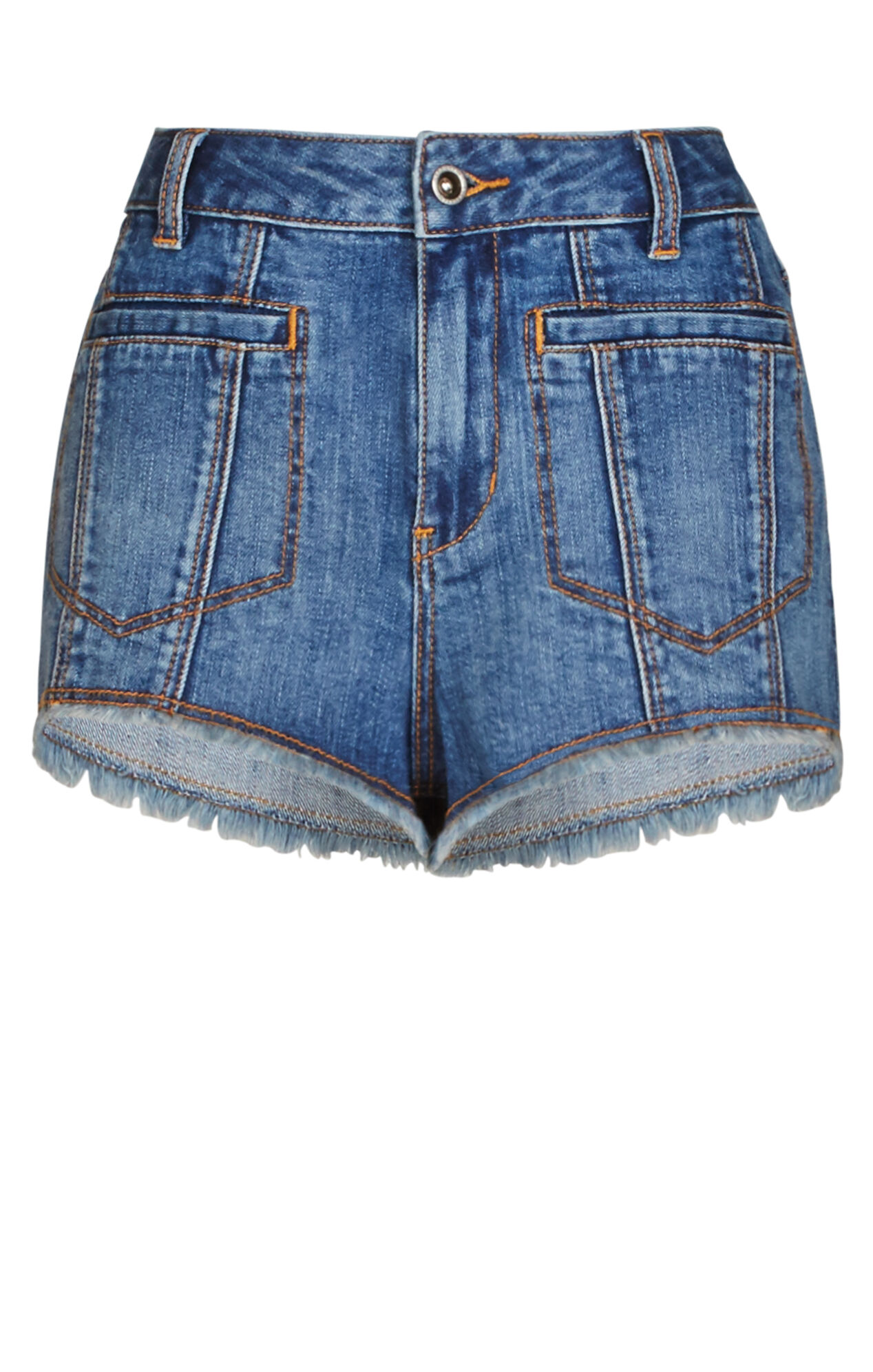 Franko Cutoff Denim Shorts
