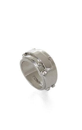 Metal Plate Ring