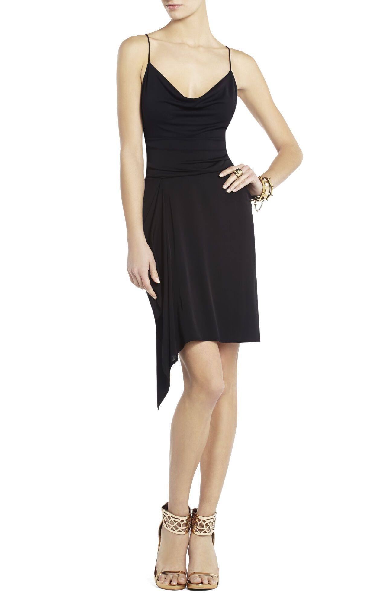 Lottie Draped Dress