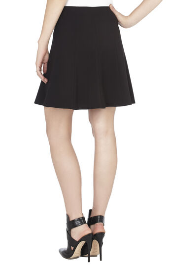Bronwyn Fit-and-Flare Skirt
