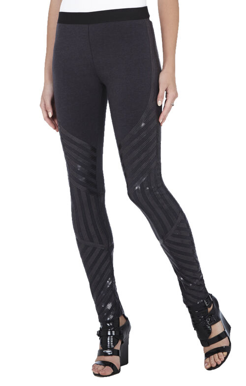 Lacie Linear Motif Sequin Legging