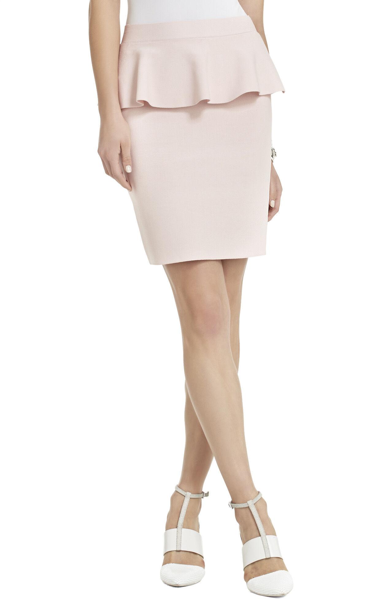 Malisa Peplum Skirt