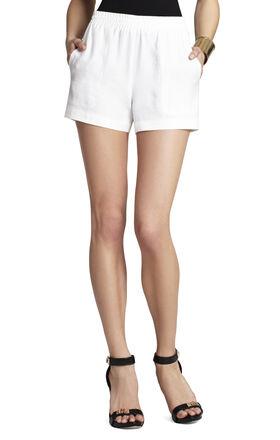 Noah Linen Shorts