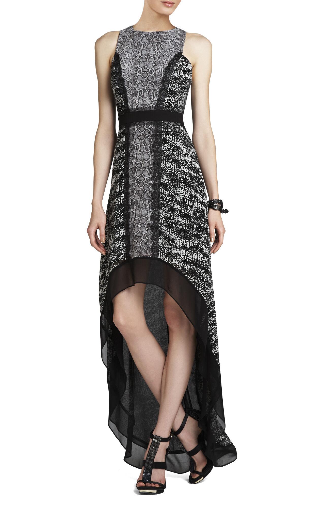 Sienna Sleeveless High-Low Dress