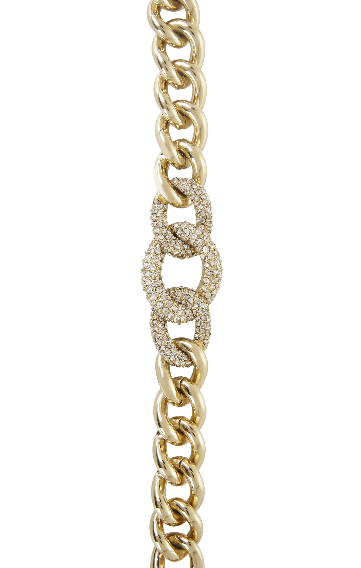 Pave Turn-Lock Bracelet