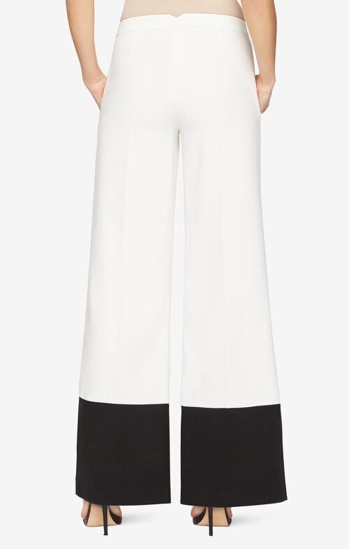 Chris Color-Blocked Trouser