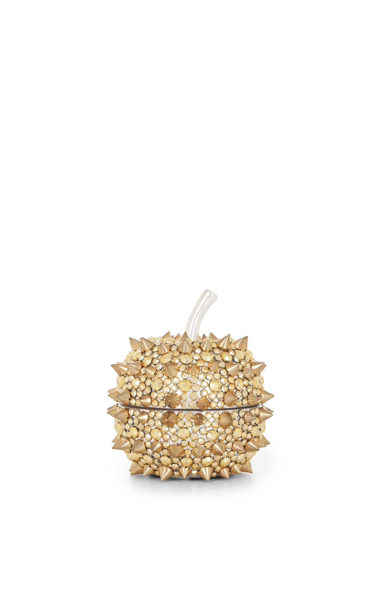 Spiked Apple Jewelry Box