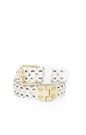 Perforated Wrap Bracelet