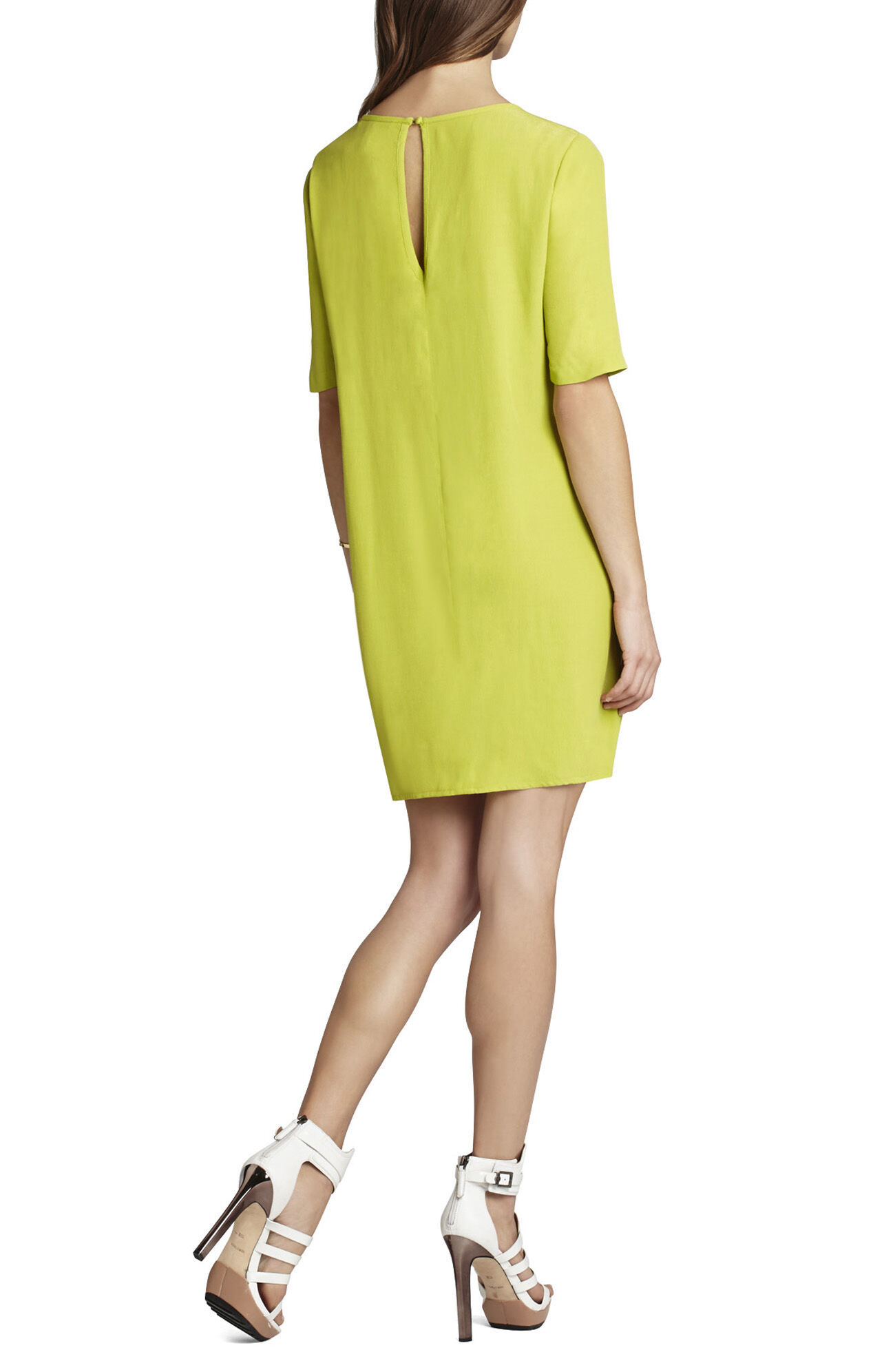 Rosetta Dress With Cutouts