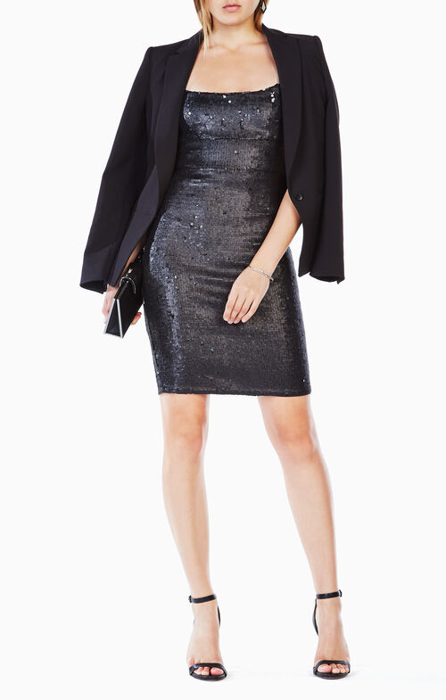 Alese Sequined Dress