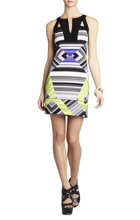 Aida Shift Dress