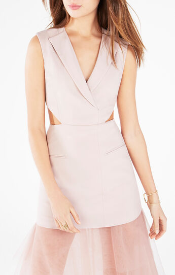 Kayleigh Cutout Vest Dress