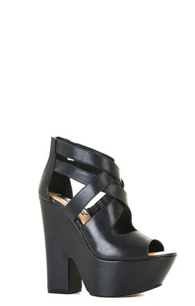 Zoey Platform Wedge Sandal