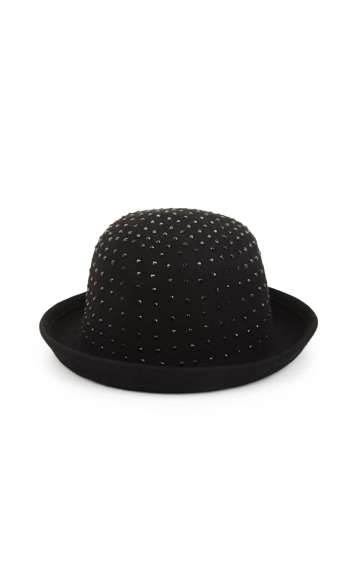 Diamonte Bowler Hat