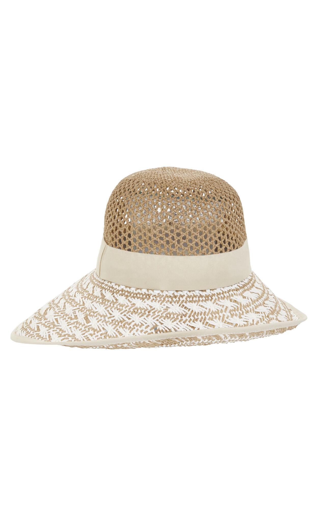 Textural Floppy Hat