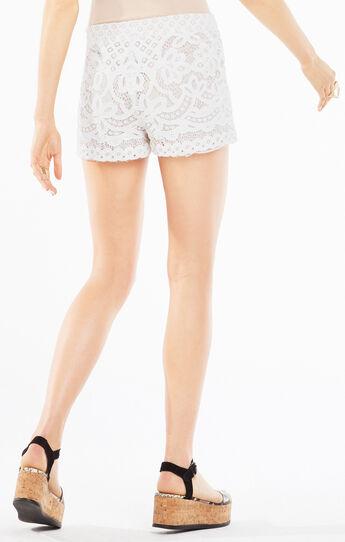 Lilli Floral Lace Short