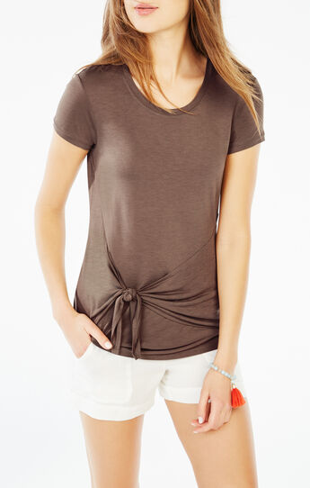 Liana Tied T-Shirt