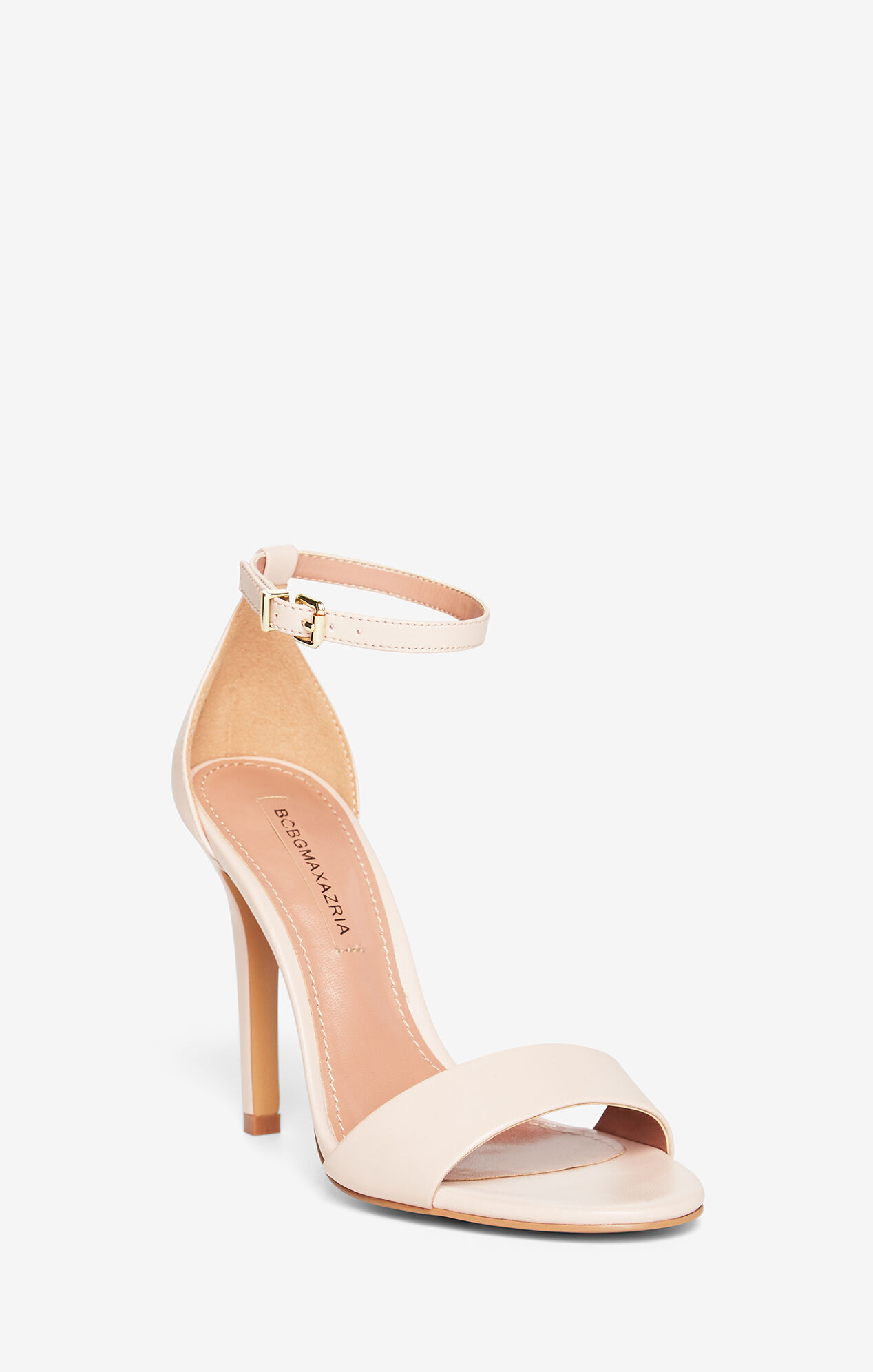 Ellettra Faux-Leather Sandal