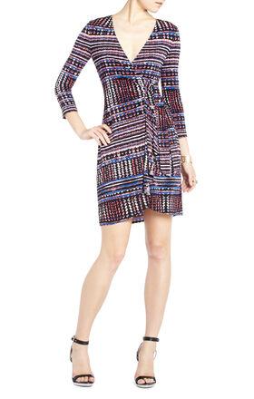 Adele Wrap Dress