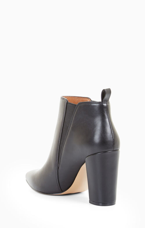 Vaerra Leather Bootie