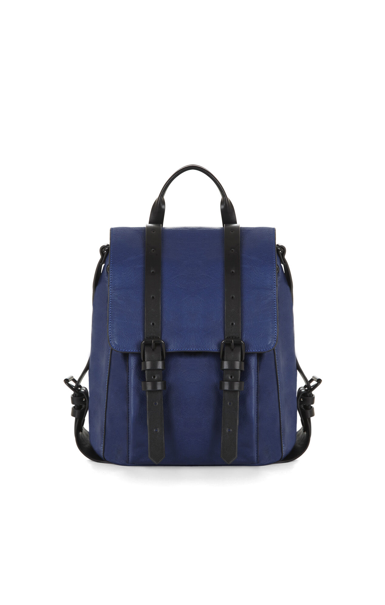 Addison Buckle-Strap Backpack