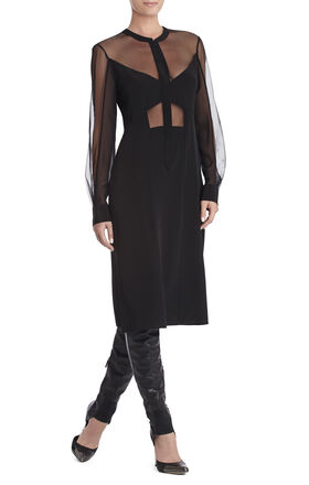 Runway Paulina Long-Sleeve Dress