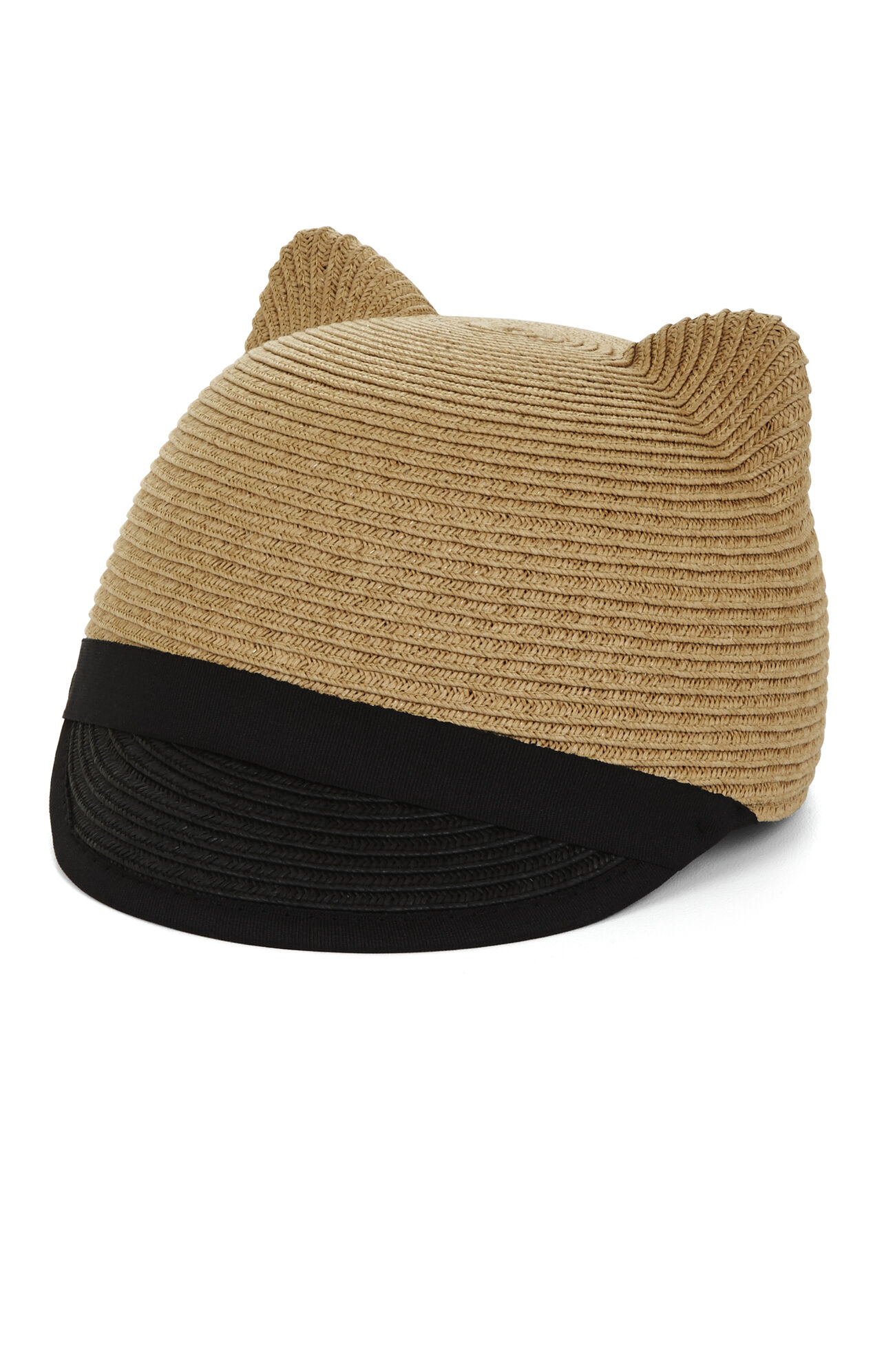 Kitty Straw Hat