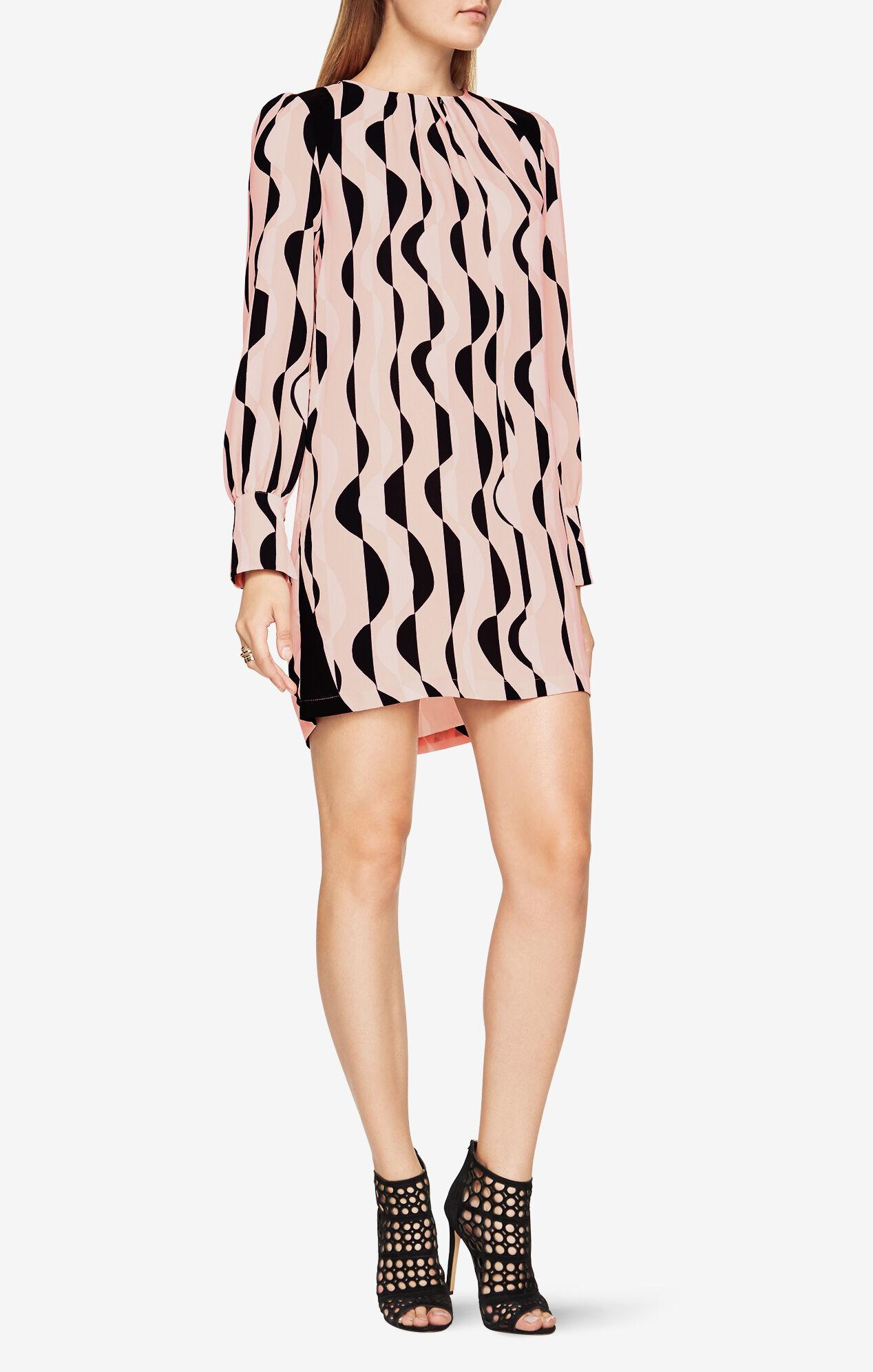 Karla Deco-Printed Dress