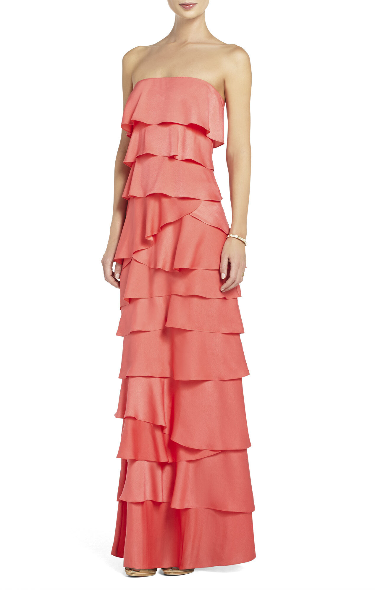 Florence Long-Tiered Dress